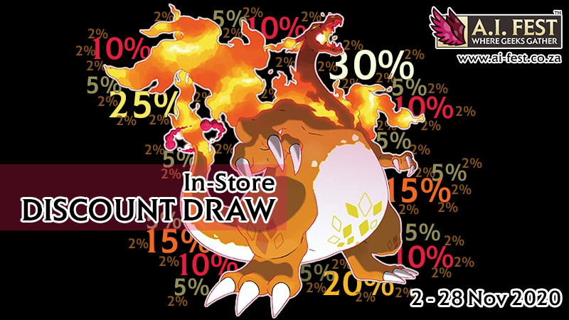 In-Store Discount Draw