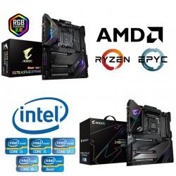 Motherboards (AMD & Intel)