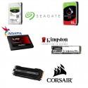 Storage (HDD, SSD, M.2 & NVME)