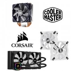 Desktop Cooling (Fans, Air Coolers, Water Coolers)